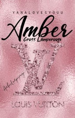 Amber Cross Lamperouge by Yanalovesyouu