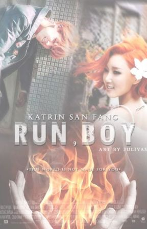RUN, BOY by KatrinFang