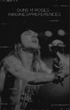 Guns N Roses band one shots by 1yourdaddy