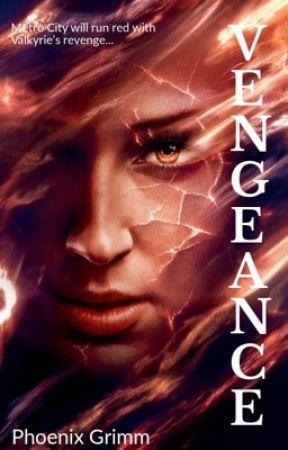 Vengeance by IndPhoenixGrimm