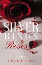 """""""3"""" Bad Guy: Silver Rings & Roses by Colbaefan"""