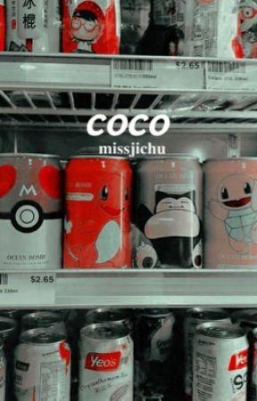 coco | bill denbrough  by missjichu