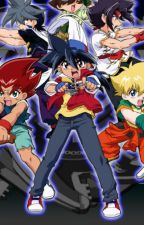 Beyblade Let It Rip Again by STARK0201