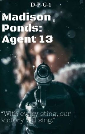 Madison Ponds: Agent 13 by D-P-G-1