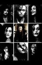 Bellatrix Lestrange and her technology addiction. by madamexlestrange