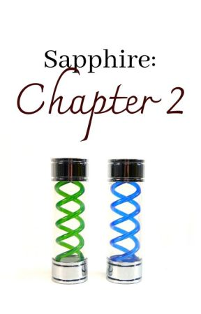 Sapphire: Chapter 2 by mindaniiixx