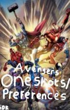 Avengers/marvelxreader oneshots/preferences idk by LittleLune2019