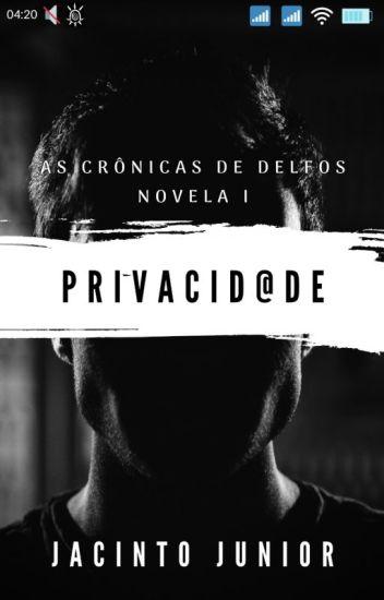 As Crônicas de Delfos - Privacidade [DEGUSTAÇÃO]