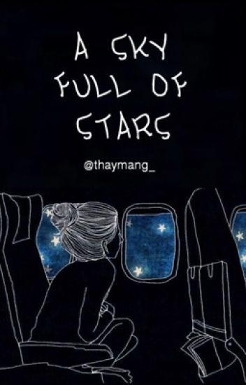 a sky full of stars; cameron dallas.