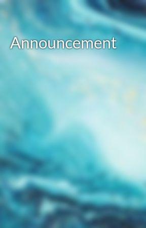 Announcement by Luna_Wayne_Nighthawk