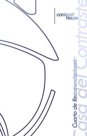 🔹Cuarto de Recomendaciones 🔸  by ContrastHouse
