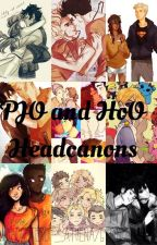 PJO and HoO Stories by GwynethCastellan