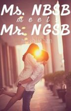 Ms. NBSB meets Mr. NGSB by MoshiiChan