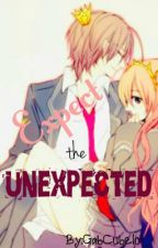 "Expect the Unexpected :""> by GabrielleMarieCubelo"