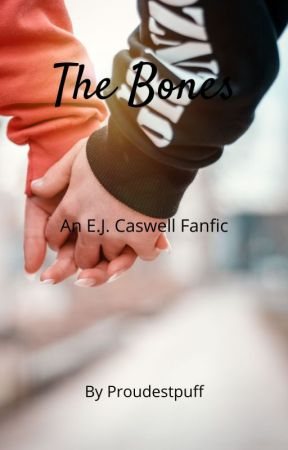 The bones - E.J. Caswell by ProudestPuff