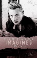 Ben Hardy [characters imagines] by ncvermore