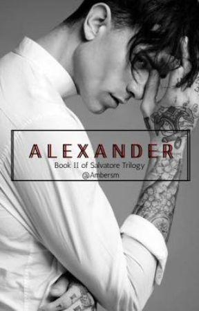 Alexander by Ambersm