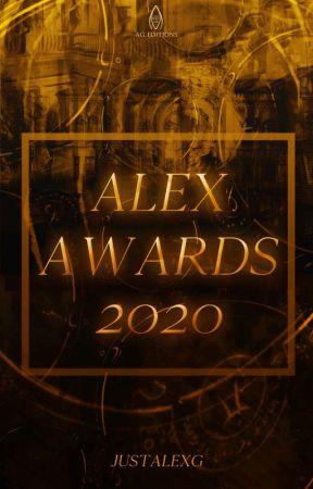 Alex Awards 2020 | Inscripciones abiertas by JustAlexG