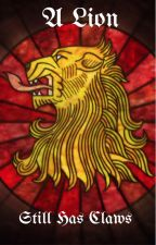 A Lion Still Has Claws by michael_kelso72