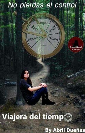 viajera en el tiempo by Abbeynassim32