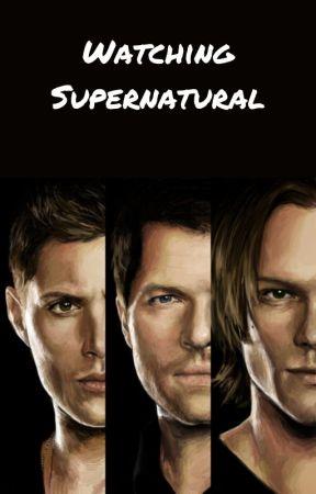 Watching Supernatural by Warkittin22