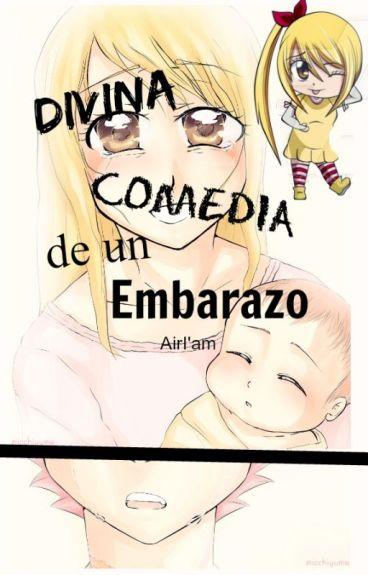 divina comedia de un embarazo (fairy tail)