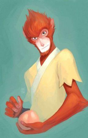 Monkey King Hero Is Back Sun Wukong x Alya (OC)  by KikiOrchid12