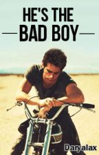 He's The Bad Boy by daryalax