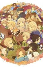 Hetalia oneshots by clairvoyantmiester