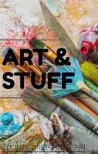 Art & Stuff by proud_gryffinpuff1