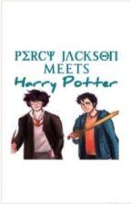 Percy Jackson Meets Harry Potter by MissMarinaMartin