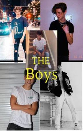 The Boys by highlikeabird