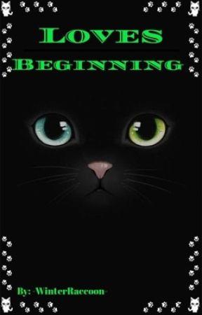 Loves Beginning  by -WinterRaccoon-