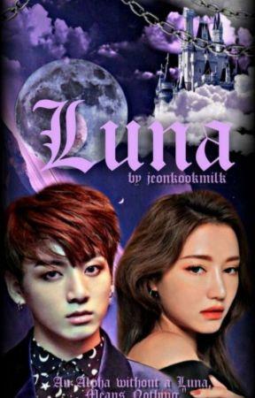 Luna | Jungkook Werewolf FF | by jeonkookmilk