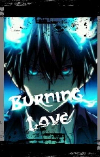 Burning Love(Rin x Reader)