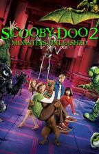 3rd Scooby-Doo sequel/Scooby-Doo Monsters Unleashed by Alexaslowell