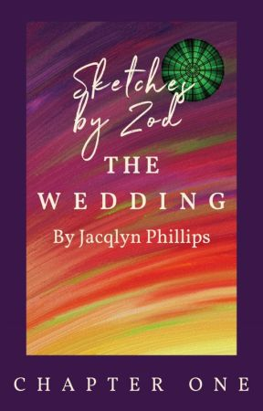 Sketches by Zod: The Wedding by JacqlynPhillips