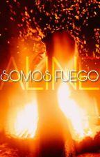 Aline, somos fuego (Bucky Barnes) by minwiwix