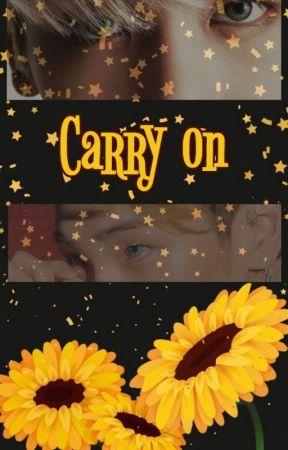 carry on by TaylorLemonSoda