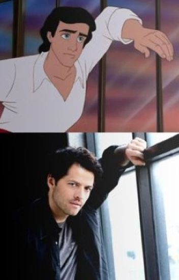 Who's Your Prince Charming? (Sabriel/Destiel Disney AU)