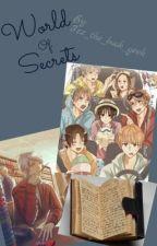 A World of Secrets (On Hiatus) by Izz_the_book_geek