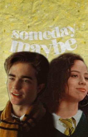 SOMEDAY MAYBE ━━ cedric diggory by spideywebsx