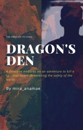 Dragon's Den by mira_anamae