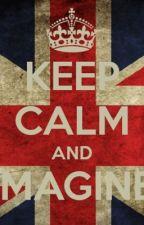 Imagine One Direction by DedeLaCharpente