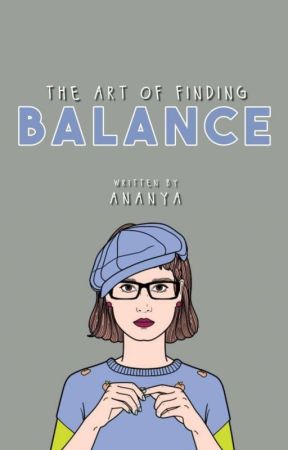 The Art Of Finding Balance [GxG] by saturnine--
