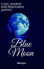 BLUE MOON by Blakelynxx
