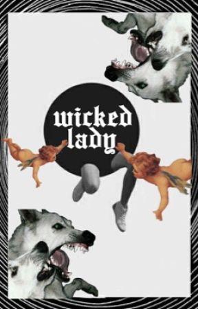 WICKED LADY ( STILES STILINSKI ) by wasteIandbaby