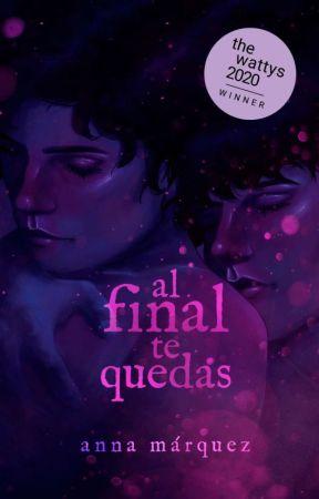 Al final te quedas #PGP2020 by AnnaMarquez_