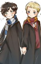 Sherlock's Story (A Harry Potter and Sherlock crossover) by TheAur4Master