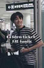 Golden ticket//JJK fanfic by crazyformyselftaetae